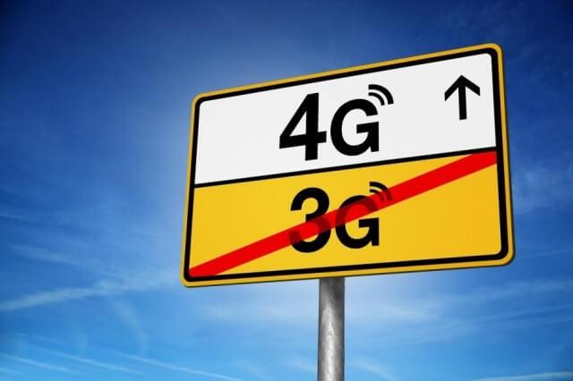 Upgrade kartu SIM 3G ke 4G