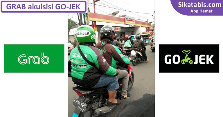 Driver Grab bonceng driver GoJek 768px x 403px