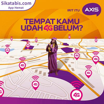 Promo Axis 4G
