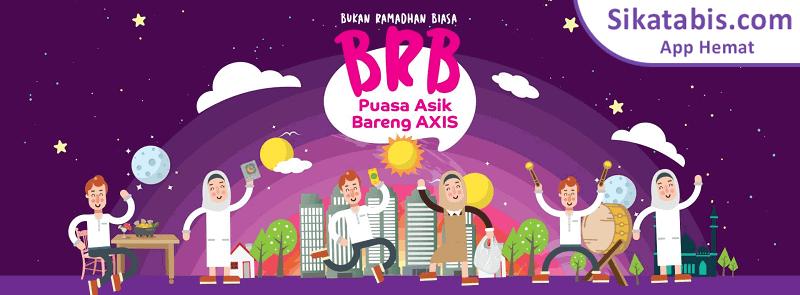 Paket internet Bronet Axis Promo bulan Ramadhan 2017