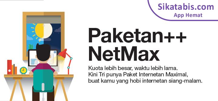Paket Internet NetMax 3