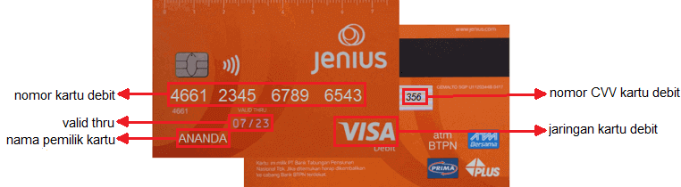 Kartu Debit Online Terbaik 2018 Untuk Belanja Online Tanpa Kartu Kredit Sikatabis Com