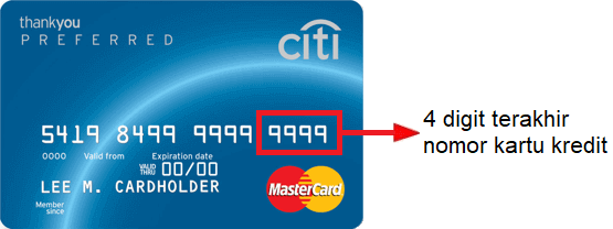 Apply Kartu Kredit Citibank Syarat Pengajuan Online Jenis Bunga Sikatabis Com