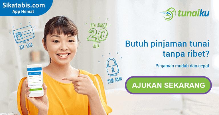 Cara pengajuan Tunaiku KTA Amar Bank online