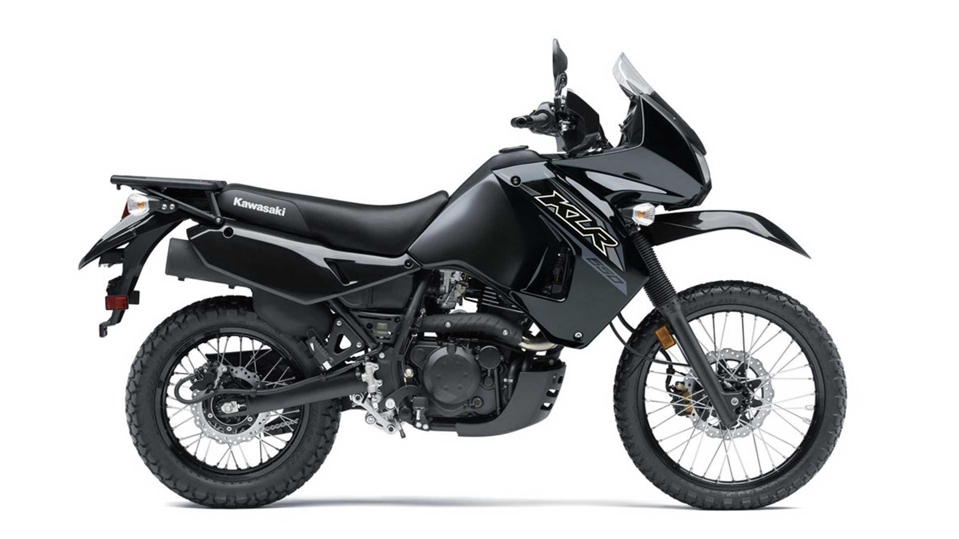 Gambar sepeda motor dual sport