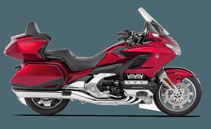 Gambar sepeda motor touring