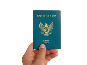 Paspor Biasa Sampul Hijau