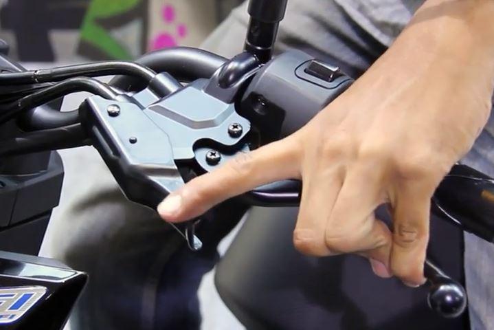 Ilustrasi Brake Lock