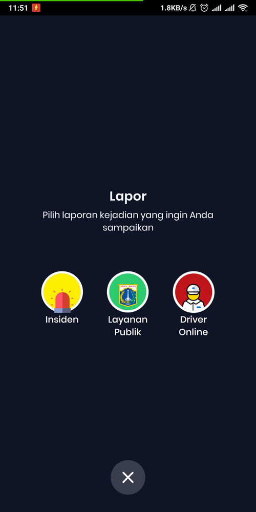 Aplikasi Jakarta Aman