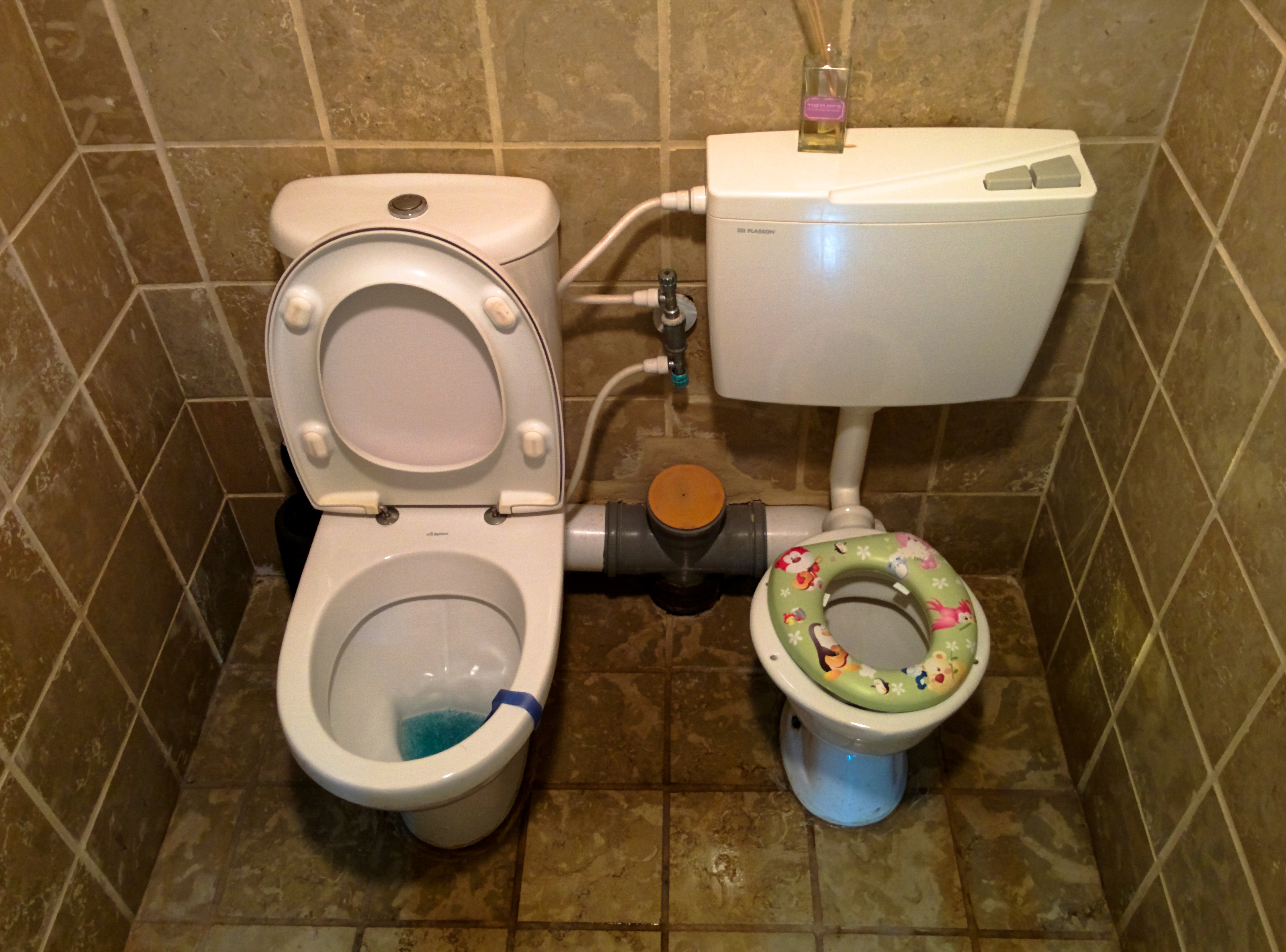 potty seat anak untuk Toilet Training