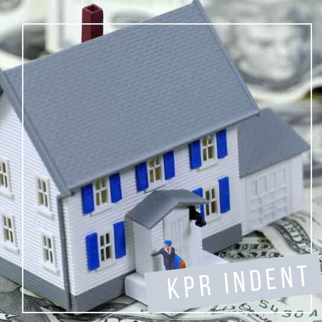 Gambar KPR rumah indent