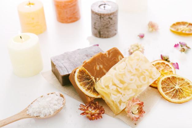 Bisnis sabun homemade ibu rumah tangga