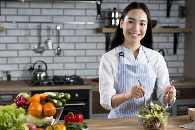 Usaha catering ibu rumah tangga