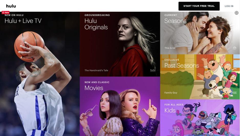 Langganan Hulu untuk nonton film gratis