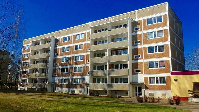 Gambar bangunan Apartemen subsidi / rusunami