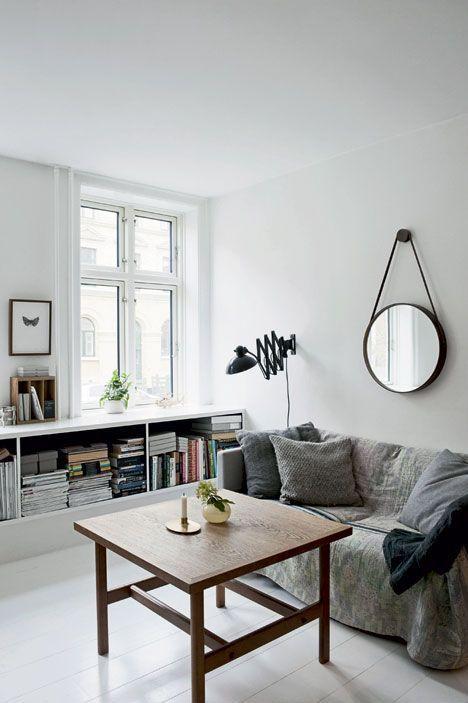Ruang tamu simple