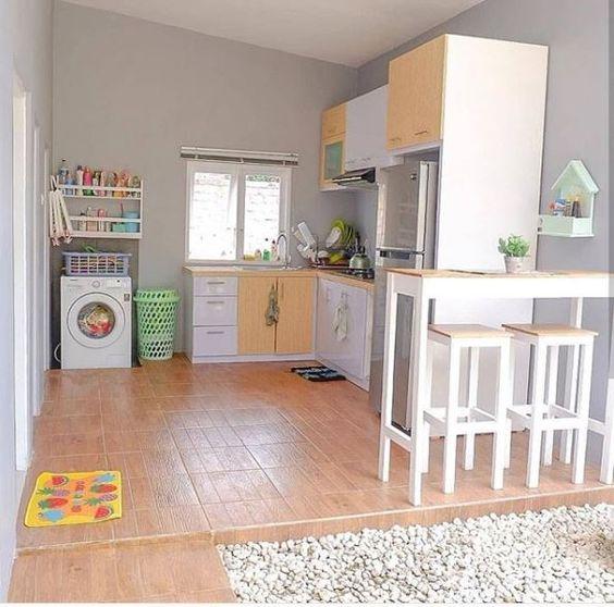 Ruangan Multifungsi di Rumah Subsidi