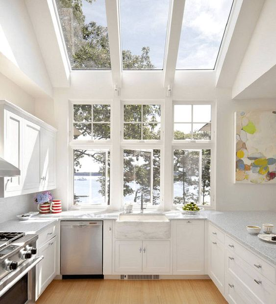 dapur minimalis hemat listrik