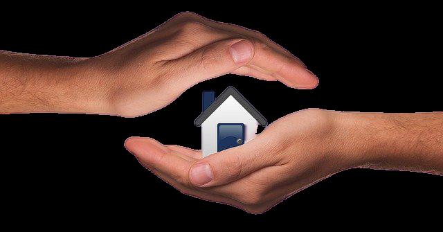 Ilustrasi proses jual beli rumah