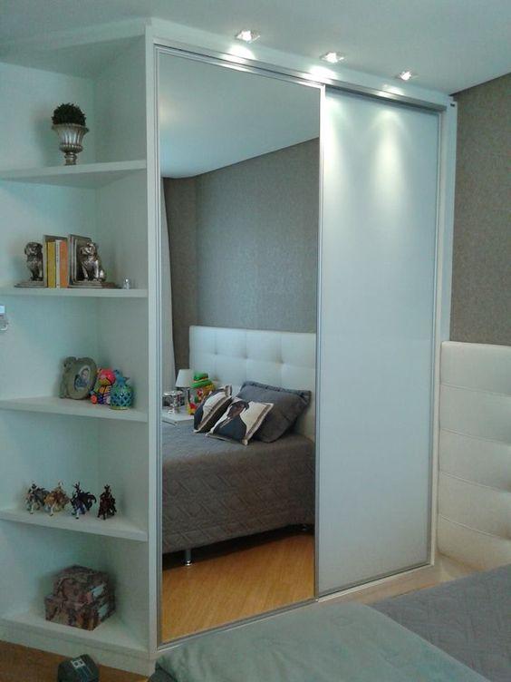 lemari custom minimalis