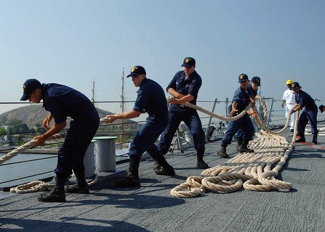 Gambar ilustrasi pelaut