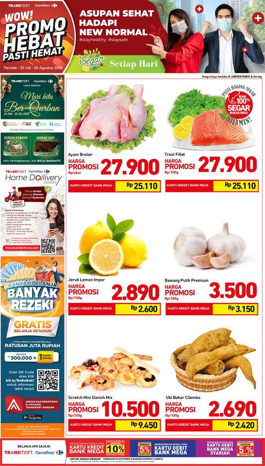 Promo Supermarket Agustus 2020 Sikatabis Com