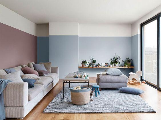 minimalis warna pastel