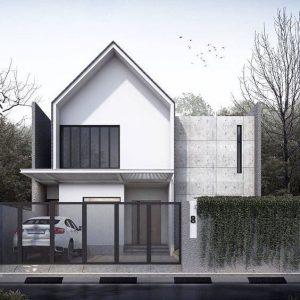 desain rumah minimalis: ciri rumah dan contoh desain
