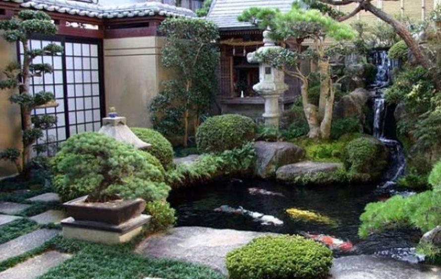 Taman ala Jepang
