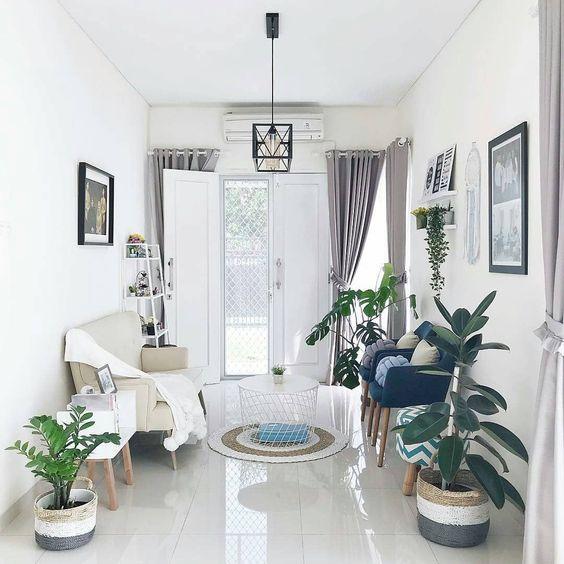 ruang tamu rumah minimalis