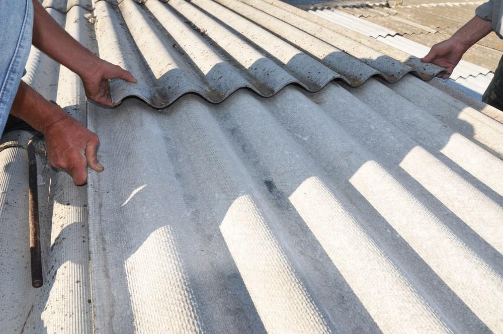 atap asbes (Dekoruma)