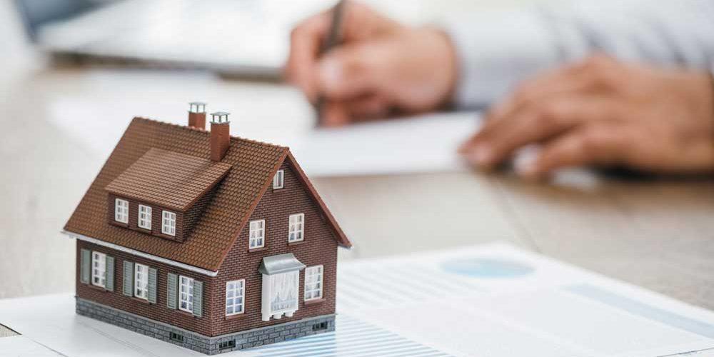 hipotek properti rumah KPR