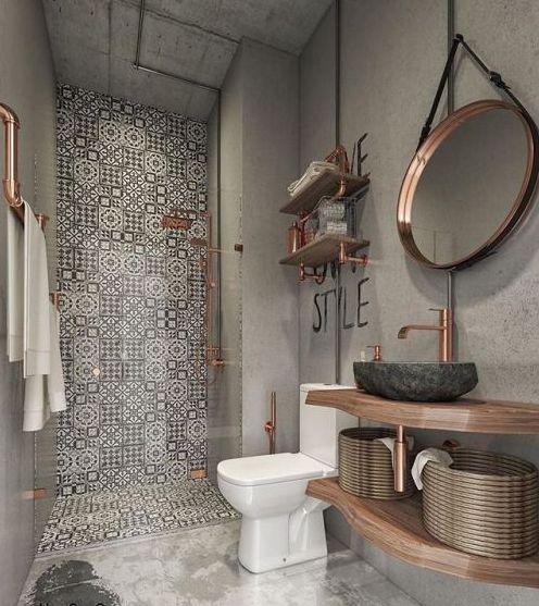 toilet batu alam