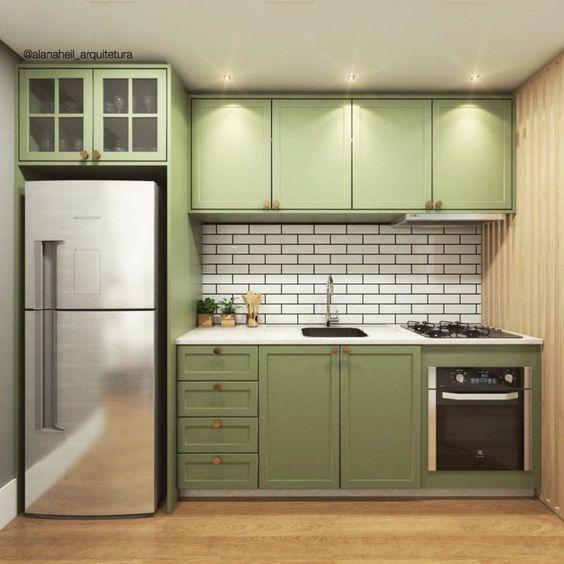 kitchen set lurus