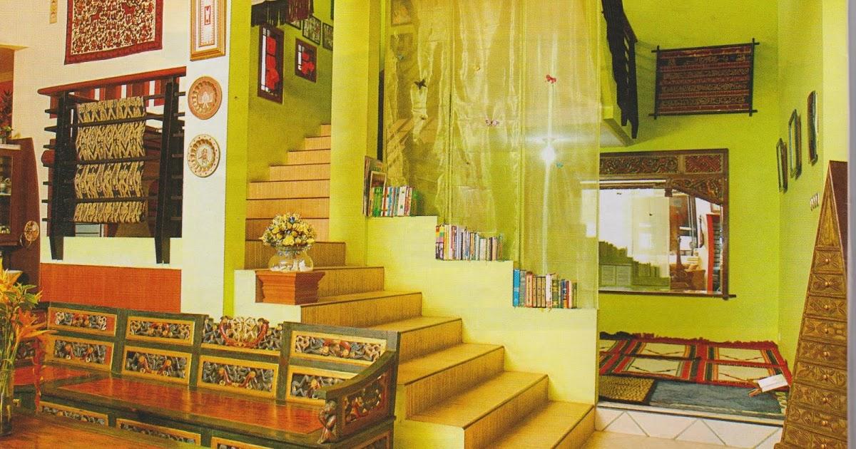 mushola bawah tangga