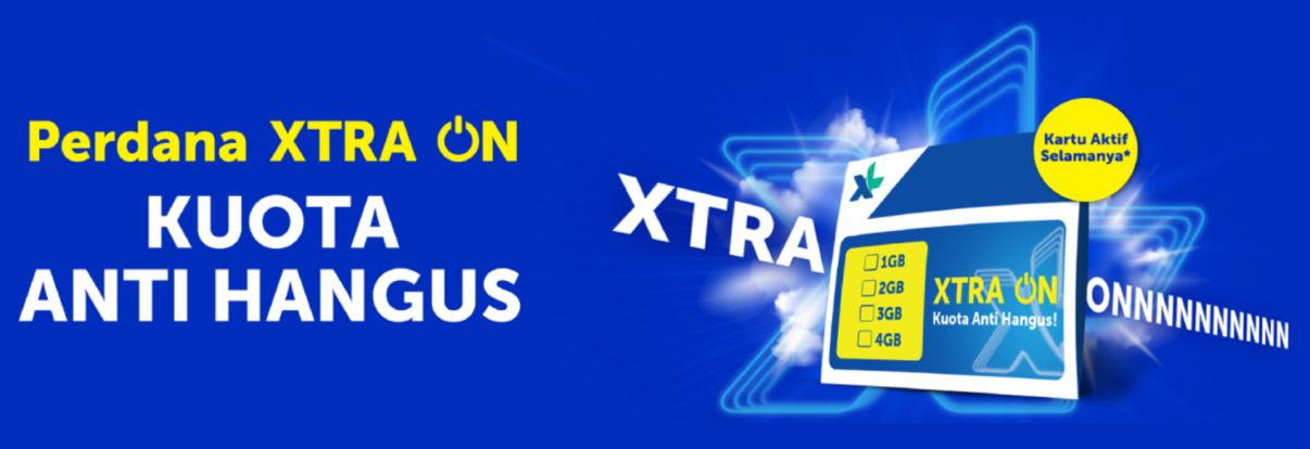 paket XL internet XTRA ON