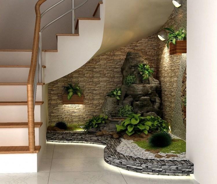 Taman bawah tangga