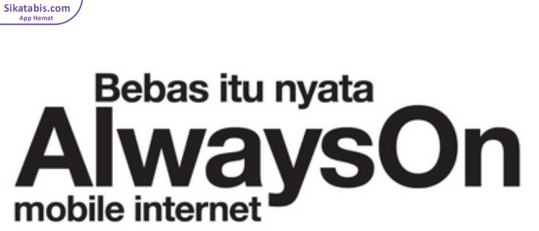Kuota Internet 3 Always On